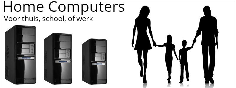 Computers voor thuis