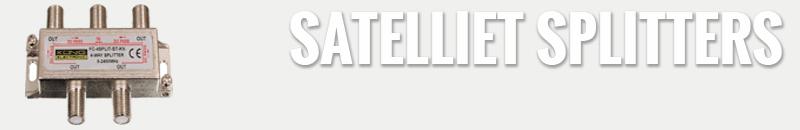 Satelliet splitters