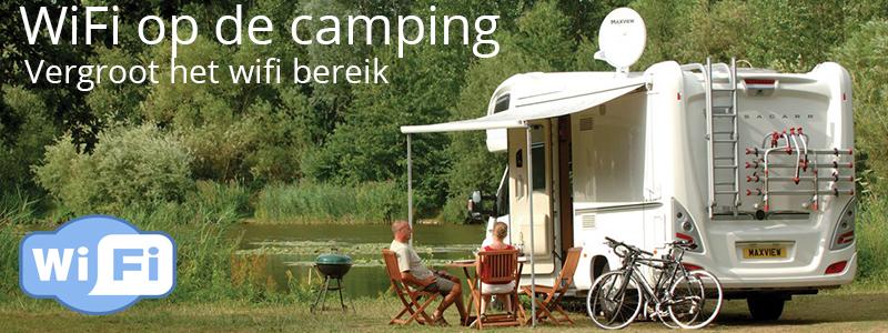 Camping WiFi oplossingen