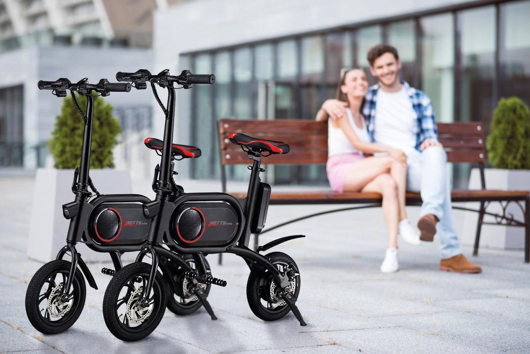 Telestar Trotty E-bikes