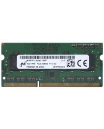 Micron 4GB DDR3 PC 12800S geheugen (laptop)