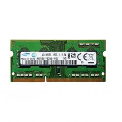 Samsung 4GB DDR3 PC 12800S geheugen (laptop)