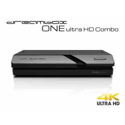Dreambox One Combo Ultra