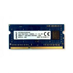 Kingston 4GB DDR3 PC3L 12800S geheugen (laptop)