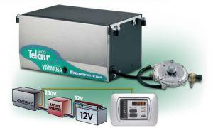 Telair ENERGY 8012G Yamaha 70A/12v DC (Asp)