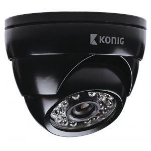 Dome Camera incl. 18 m kabel