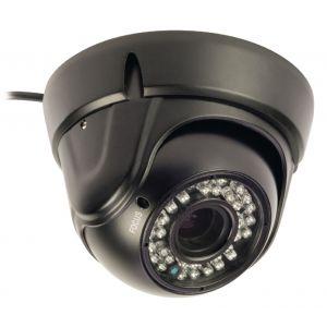 Dome Camera varifocaal zwart