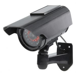CCTV Dummy Solar met LED