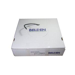 Coax kabel H 125 Belden WIT per meter