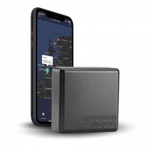 Cobblestone GPS-tracker zonder abonnement
