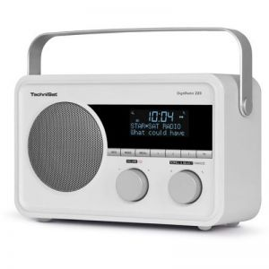 TechniSat DAB+ Digitradio 220 White