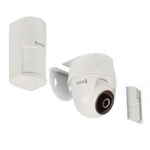 Full HD Smart IPcam-Set Binnen 1920x1080