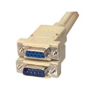 Kabel serieel F/M 9 pins