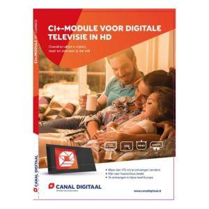 M7 CAM 803 Canal Digitaal Op vakantie Flex 3 abonnement