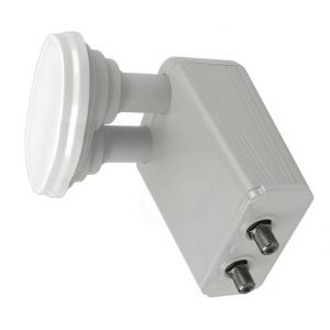 CanalDigitaal Maximum Duo Twin LNB (Triax 64)