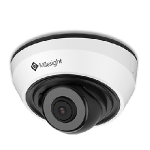 Milesight H.265+ IR Mini Dome