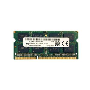 Micron 8GB PC3-12800 DDR3-1600MHz Laptop geheugen