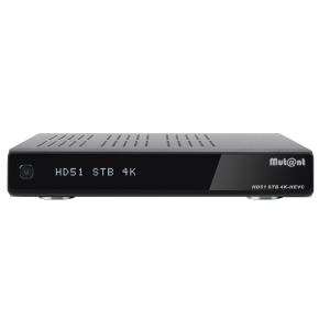 Mutant HD51 4K