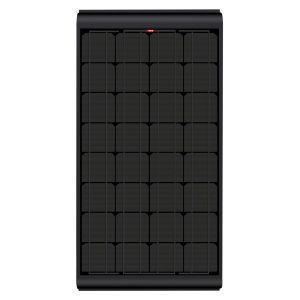 NDS BS160WP Zonnepaneel Black 160W 1625x676x60 incl. bracket