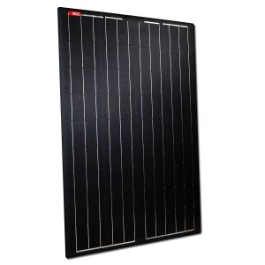 NDS LIGHTSOLAR 105W Semi-Flex Black Zonnepaneel LS105WP-B