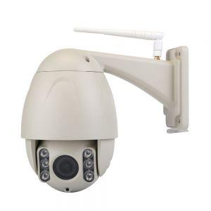 Outdoor Dome Draadloos IP Camera HD 1080P