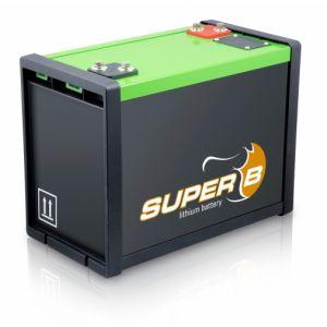 Super-B Lithium accu 12volt 100amp SB12V100E-ZC