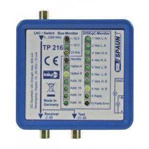 Spaun TP-216 DiSeqC monitor