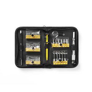 Toolkit 47-in-1 voor pc's en andere elektronische apparaten