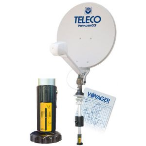 Teleco Voyager G3 65 of 85 cm