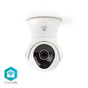 Wi-Fi smart IP-camera  Draaien/Kantelen Buiten