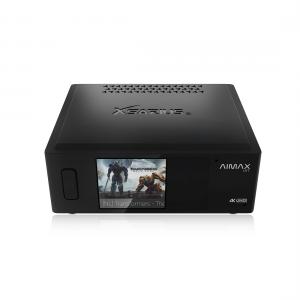 Xsarius Aimax OTT - 4K UHD
