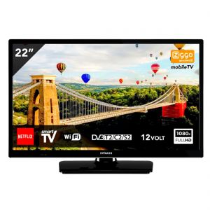 Hitachi 22HE4001 22 inch Smart TV 12 Volt