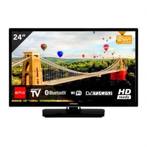 Hitachi 24HE200 24 inch Smart TV