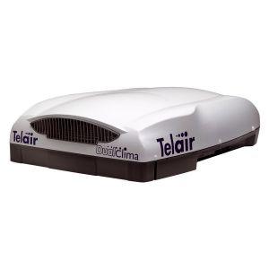 Telair Dual-Clima 8400H Airco/Heater/RC 900W 8400BTU 2,4kW