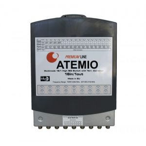 EMP DiSeqC Switch 16/1