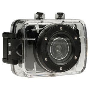 """HD Actioncam 720p met 2""""-touchscreen"""