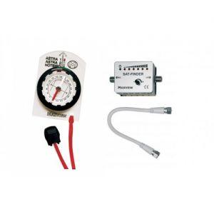 Maxview Satfinder + Kompas