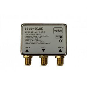 enton DiSEqC Switch 2/1 Exclusive Line