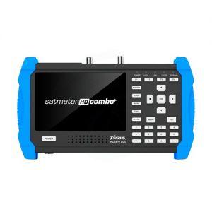 Xsarius Satmeter HD Combo Plus