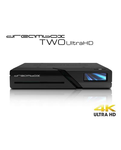 Dreambox Two Ultra HD BT 2x DVB-S2X