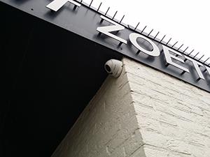 camerabeveiliging magazijn Zoetermeer