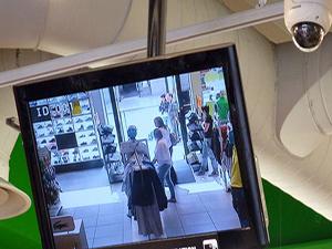 camerabeveiliging winkel Zoetermeer
