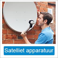 Satelliet apparatuur