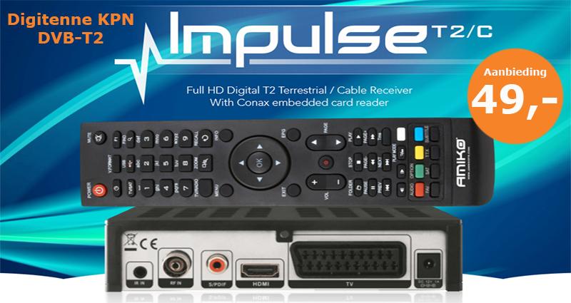 Amiko Impulse DVB-T