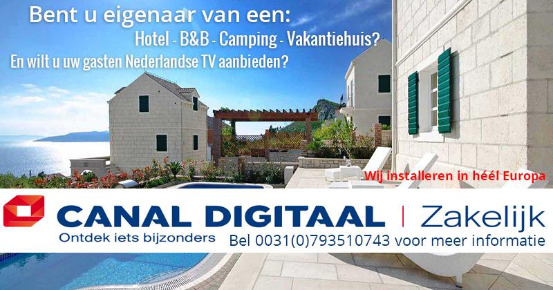 NL TV in het buitenland