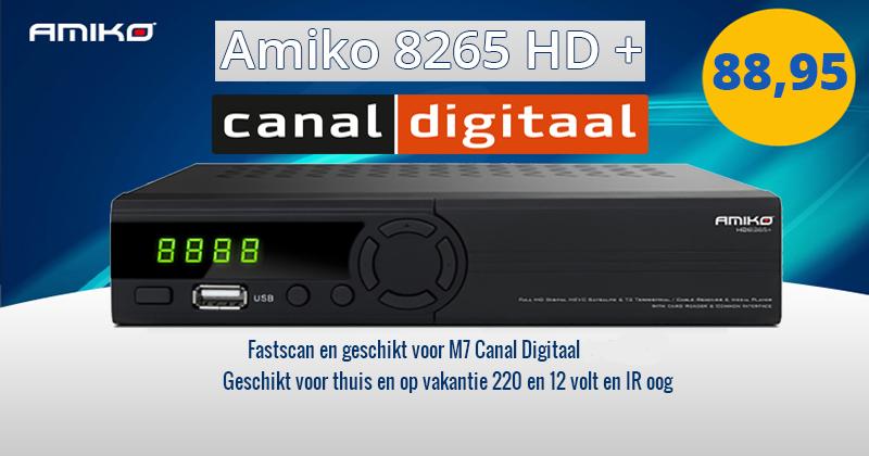 Amiko 8265