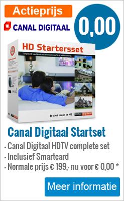Canal Digitaal Startset