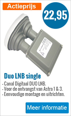 Duo LNB single